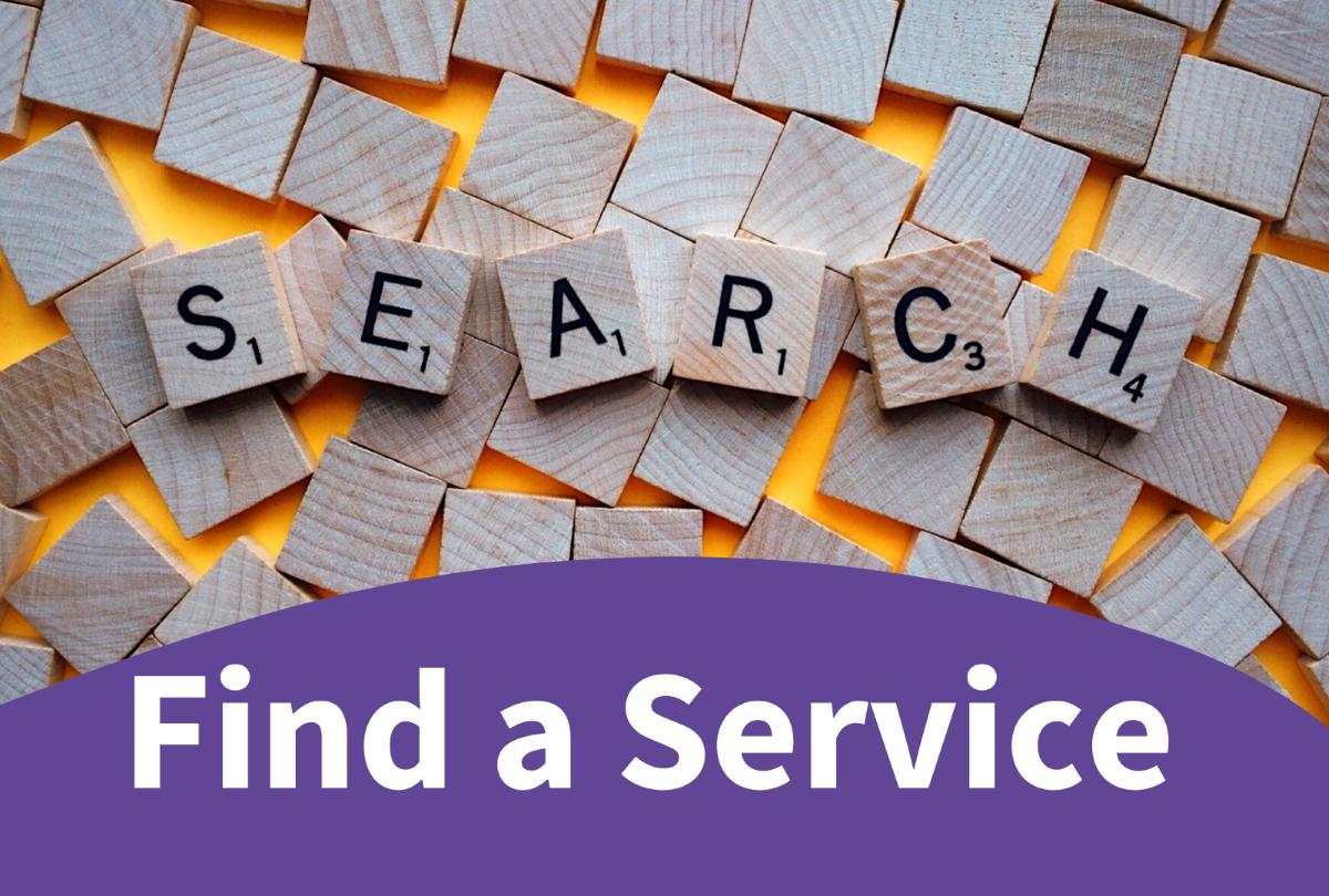 Find a service