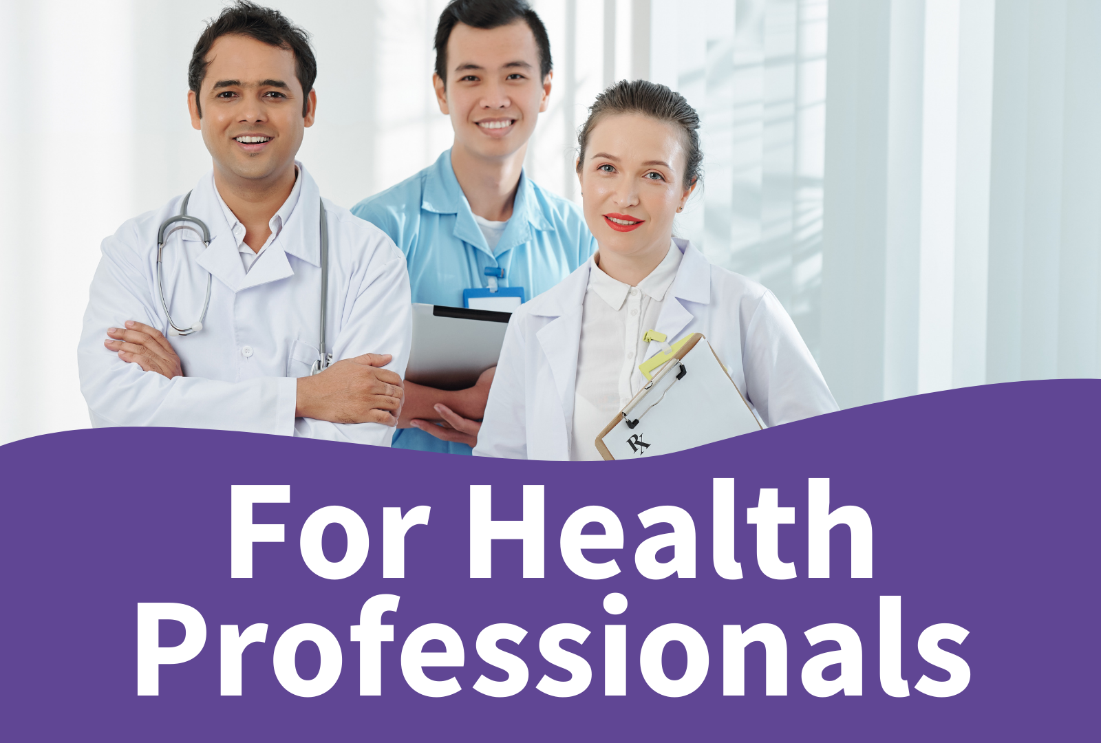 For Health Professionals