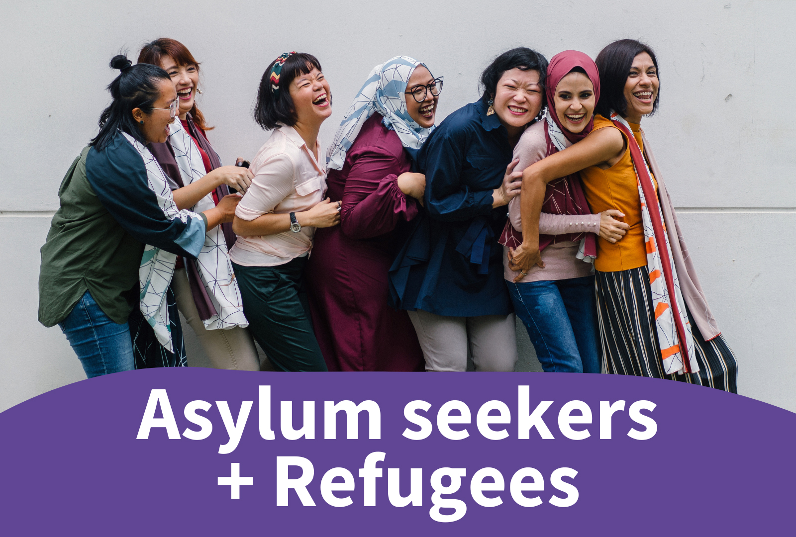 Asylum seekers and refugees
