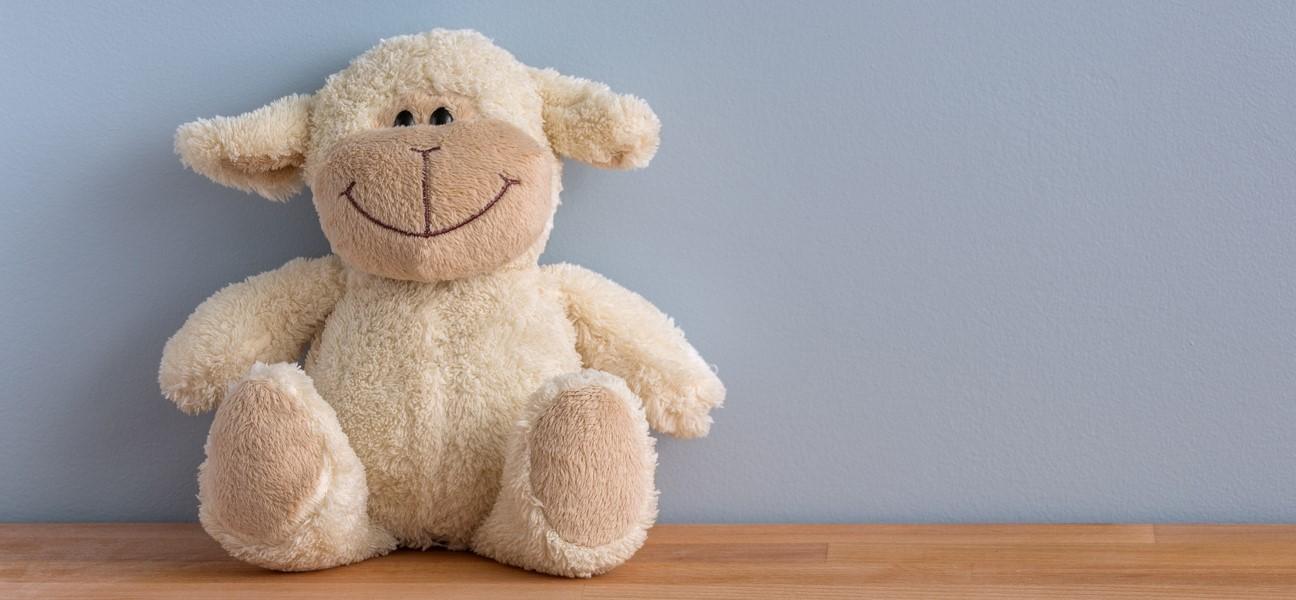 Photo of a teddy bear